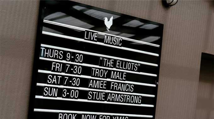 Live Music and Events at The Notting Hill Hotel